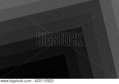 Ombre black layer patterned background