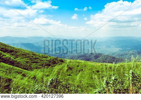 Beautiful View Point Of Elephant Hills View Point Or