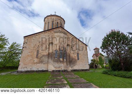 Martvili Orthodox Monastery Built In Vii Century. Georgia, Samegrolo