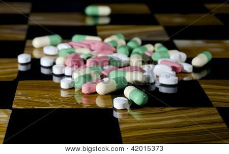 Meds - A Dangerous Game