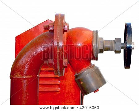 Fire Hydrant With Volve