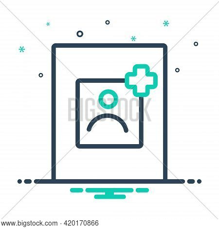 Mix Icon For Request Anurodh Urge Solicitation