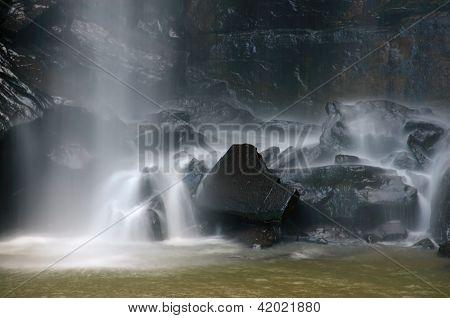 Inside The Falls