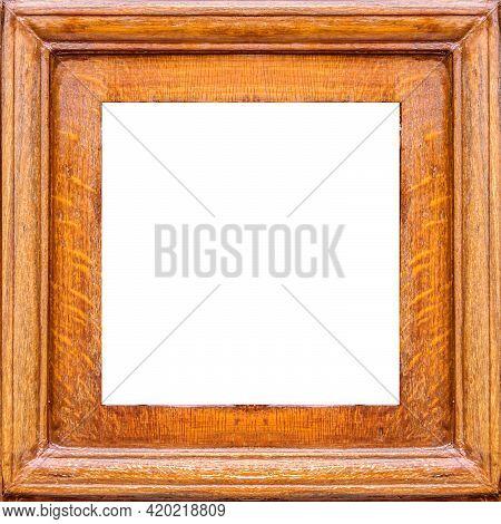 Wooden Carved Frame Photo