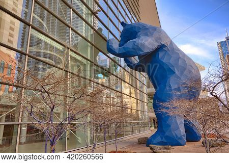 Denver, Co - March 7, 2021:
