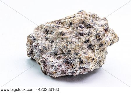 Chromite Ore, A Mineral Oxide Belonging To The Spinel Group, With Magnesium, Iron And Aluminum Prese