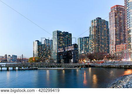 Long Island City - New York City