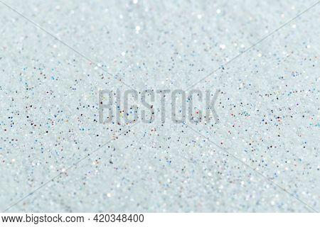 Shiny small glitter textured background wallpaper