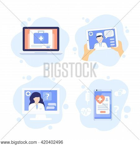 Online Medical Consultation And Chat With Medic