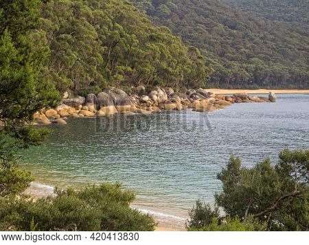 Refuge Cove On The East Side Of The Prom Is Accessible On Foot Or By Boat Only - Wilsons Promontory,