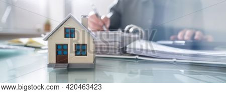 Real Estate Property Tax And House Insurance
