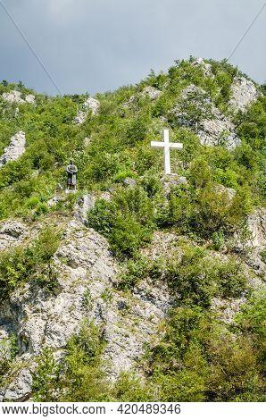 Visegrad, Bosnia, August 16, -  Bosnia And Herzegovina, 2014: \