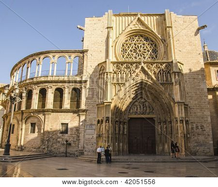 Valencia Cathedral, Spain.