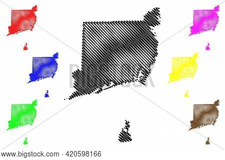 Washington County, State Of Rhode Island And Providence Plantations (u.s. County, United States Of A