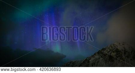 Northern lights in Norway Northern lights in Norway