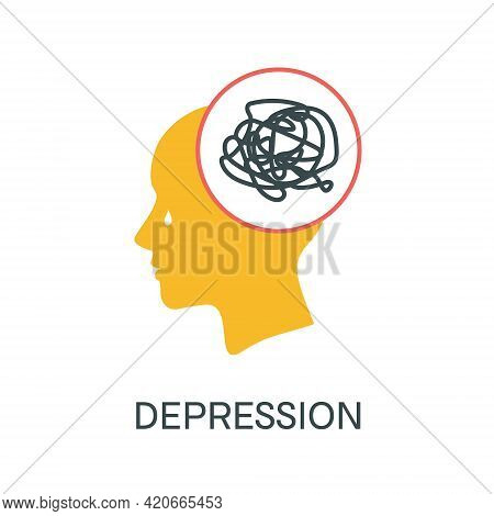 Crying Unhappy Woman Feeling Anxious And Depressed