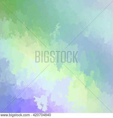 Abstract Modern Vector Background, Square Format. Digitally Generated Contemporary Wallpaper. Neutra