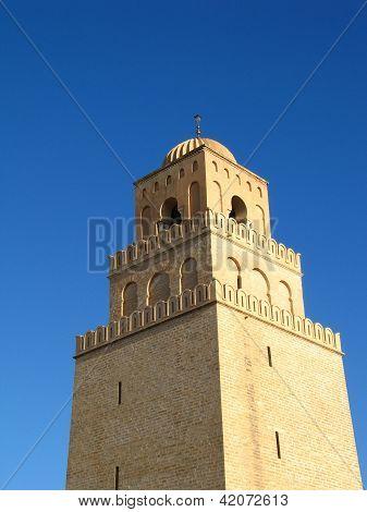 Oldest Mosque In Tunisia