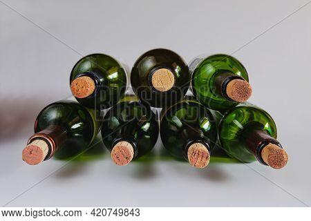Wine Cock On Wine Bottle Good For Drink .