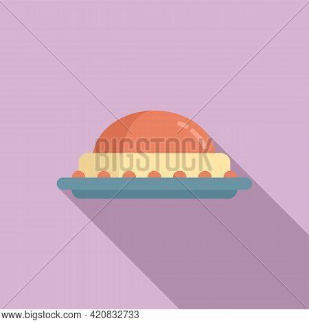 Molecular Cuisine Candy Icon. Flat Illustration Of Molecular Cuisine Candy Vector Icon For Web Desig