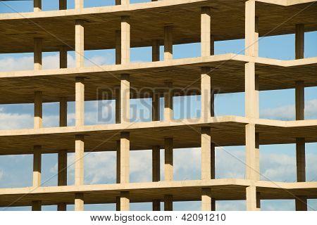 Full Frame Structure