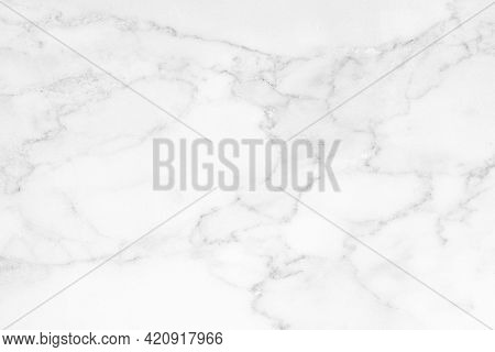 Marble Granite White Background Wall Surface Black Pattern Graphic Abstract Light Elegant Gray For D