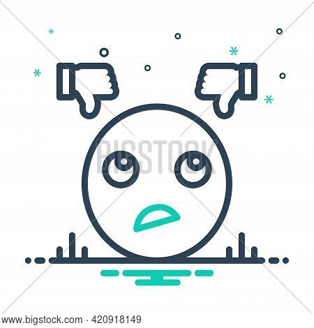 Mix Icon For Criticize Judge  Judgement Emoji