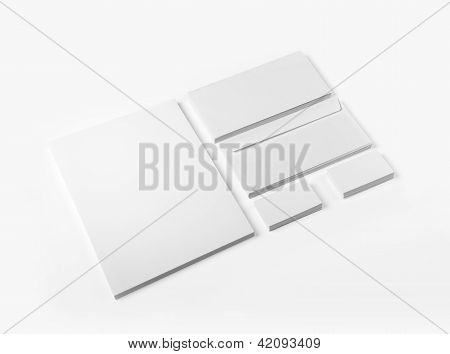 Corporate identity Stationery / Stationery identity