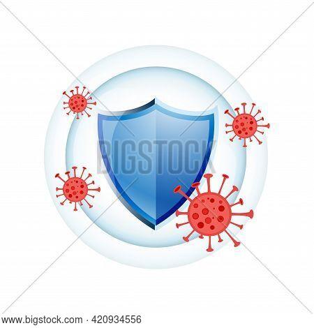 Immune System Medical Protection Shield Concept Design