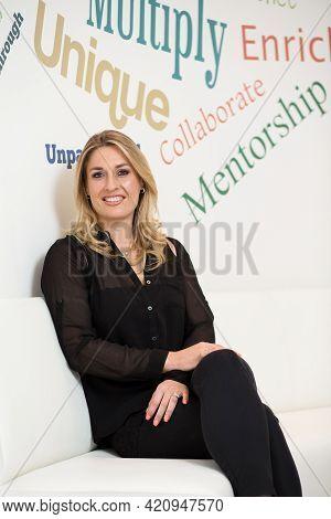 South African Digital Marketing Strategist Kirsty Barkhuizen