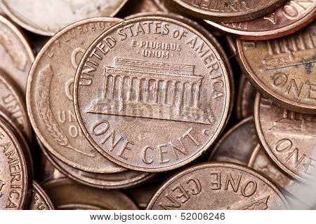 Pennies In A Jar