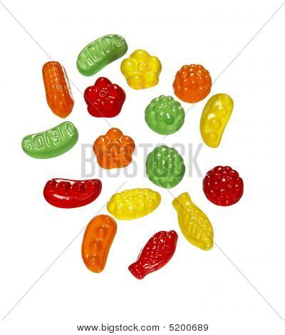 Gummy Fruit Snacks