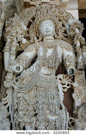 Beautiful Carved Sculpture