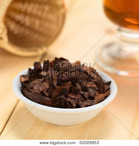 Cacao Shell Flakes