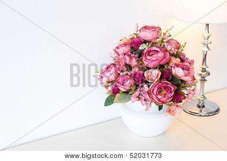 Decoration artificial flower