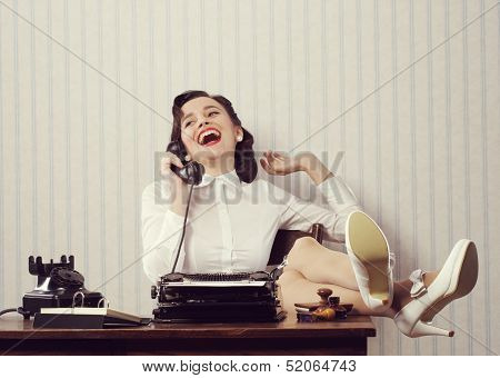 Gossip At Phone