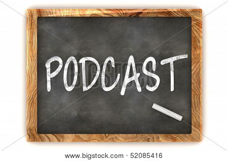 Blackboard Podcast