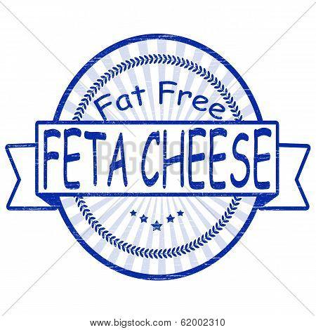 Fat free feta cheese