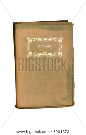 Old poetry book