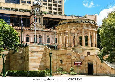 ANZAC Square War Memorial, Brisbane.