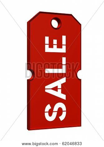 Price Tag With Sale