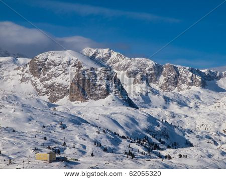 Dachstein Mountain