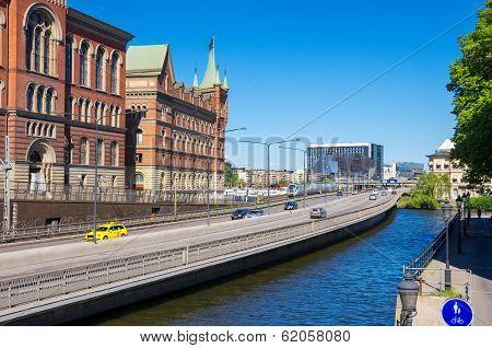 Riddarholmen. Stockholm, Sweden