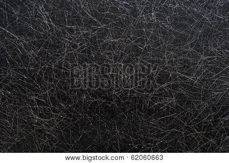 black textured paper background