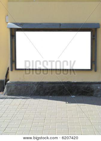 Wall-mounted Billboard