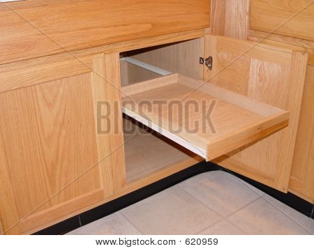 Pull-out Kitchen Drawer