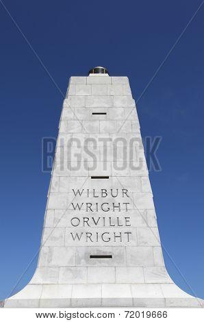 The Wright Brothers National Memorial, Kill Devil Hills, North Carolina