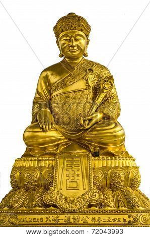 Dicut Chinese Monk Statue
