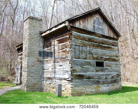 Blacksmith's Log Cabin