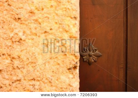 Stone And Worked Wood
